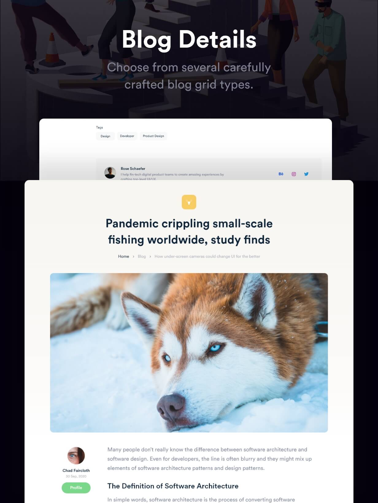 Rakon - Creative Multi-Purpose Landing Page HTML5 Template (RTL Supported) - 8