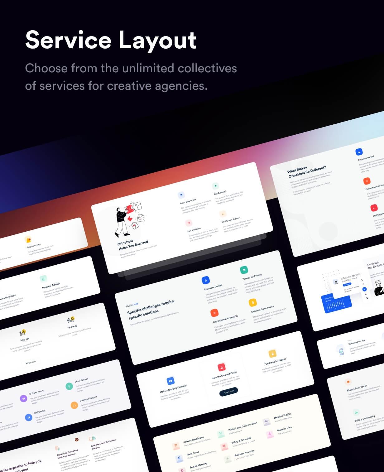 Rakon - Creative Multi-Purpose Landing Page HTML5 Template (RTL Supported) - 5