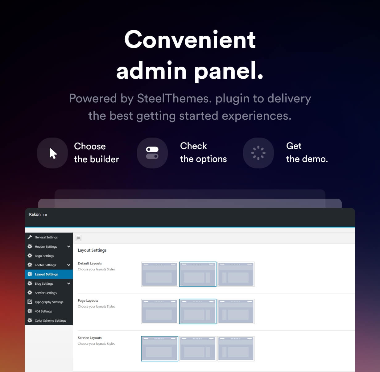 Rakon - Creative Multi-Purpose Landing Page HTML5 Template (RTL Supported) - 2